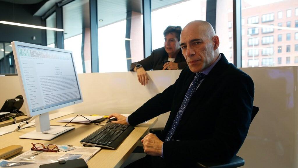 Hoogleraar sociale demografie Jan Latten
