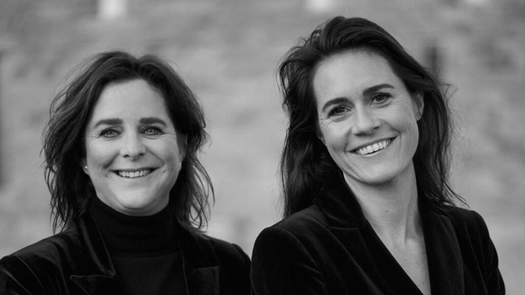 Janneke Niessen en Eva de Mol
