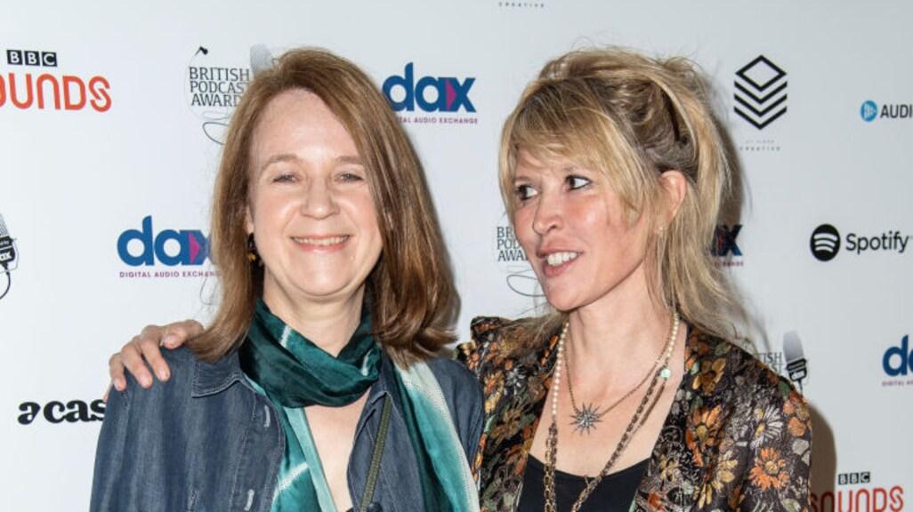 Vicki Pepperdine en Julia Davis