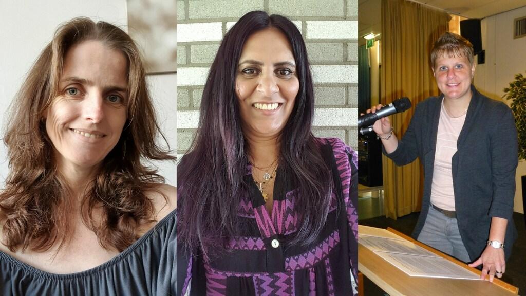 Heidi, Nazrien en Anika nemen dagelijks medicatie en schamen zich er niet voor