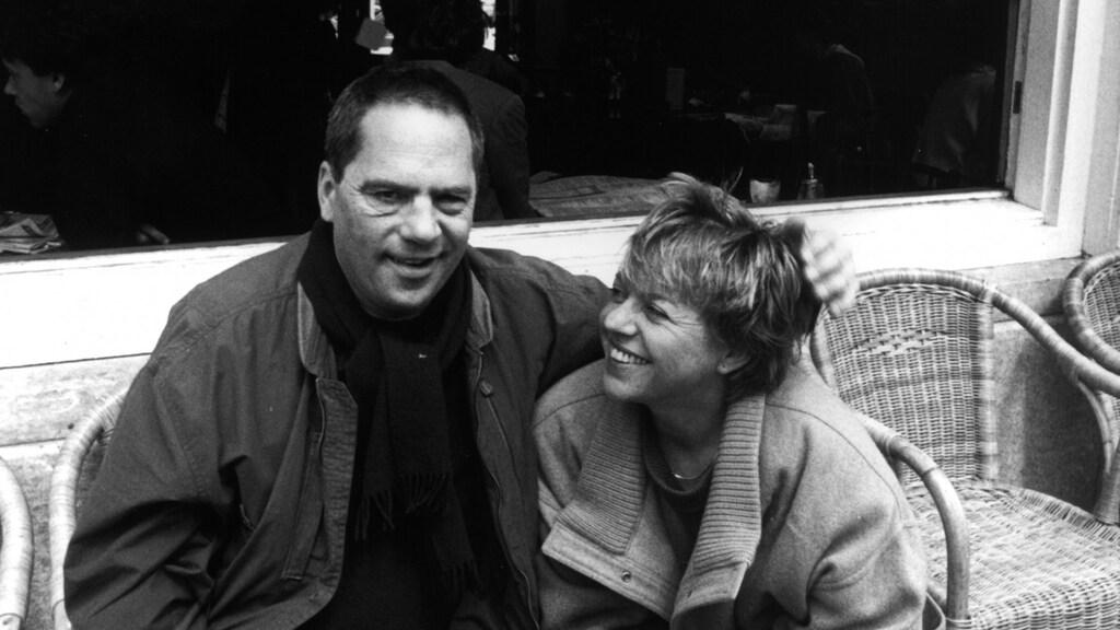 Ischa Meijer en Connie Palmen in 1997