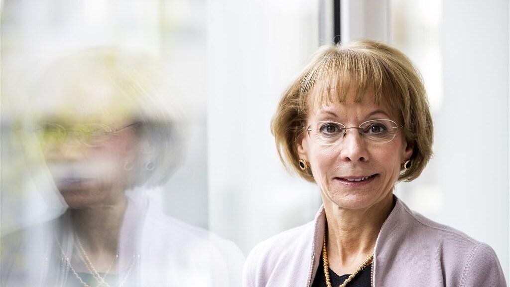 Nancy McKinstry is al jaren de ceo bij Wolters Kluwer, maar zij is een uitzondering.