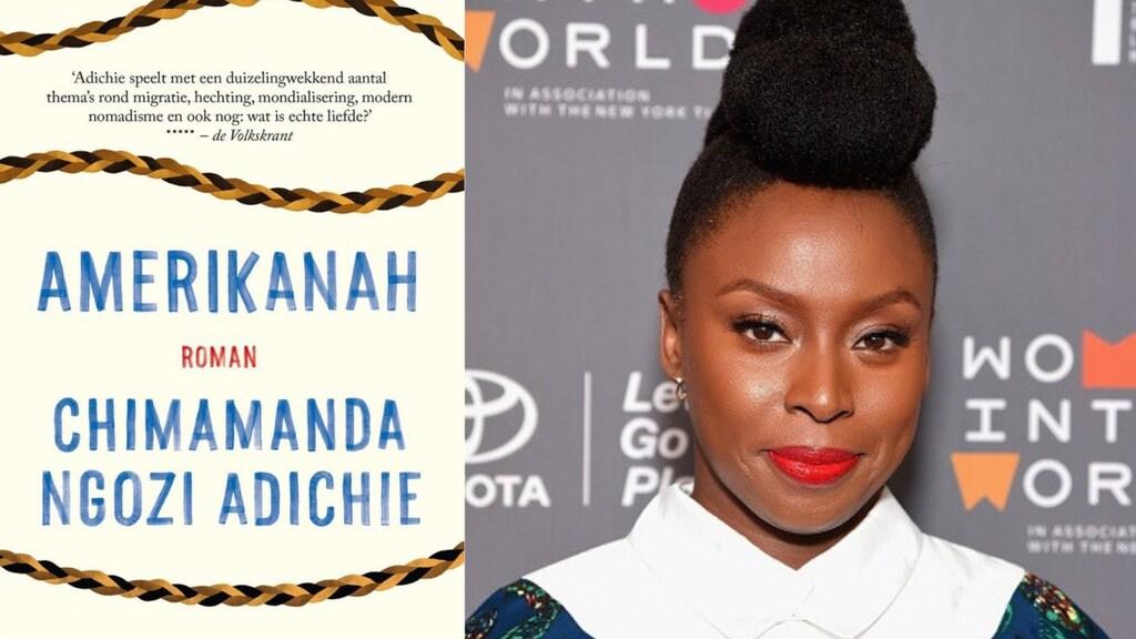 Amerikanah - Chimamanda Ngozi Adichie