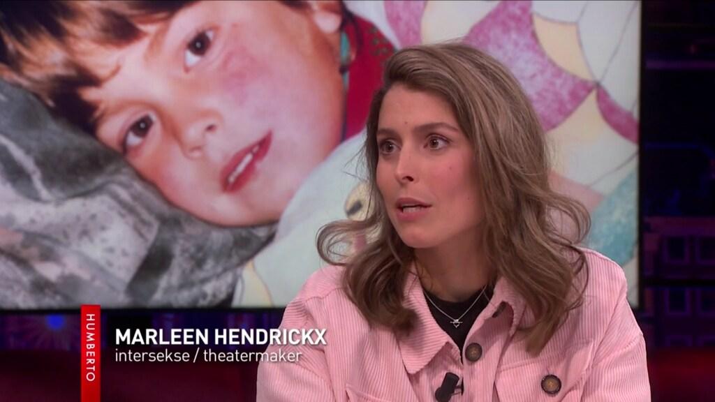 Gisteravond vertelde Marleen Hendrickx aan tafel bij Humberto haar bijzondere verhaal.
