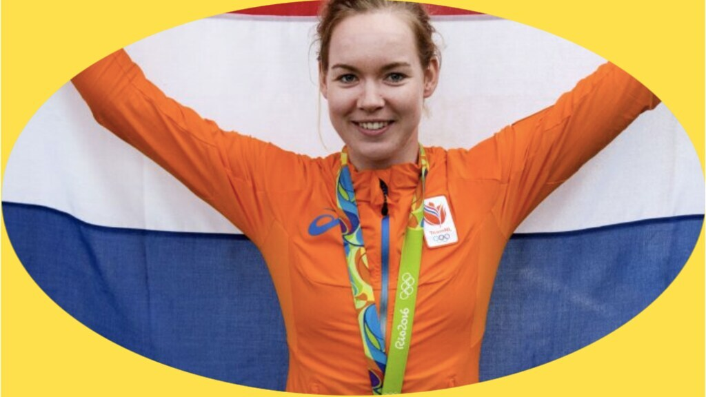 Anna van der Breggen.