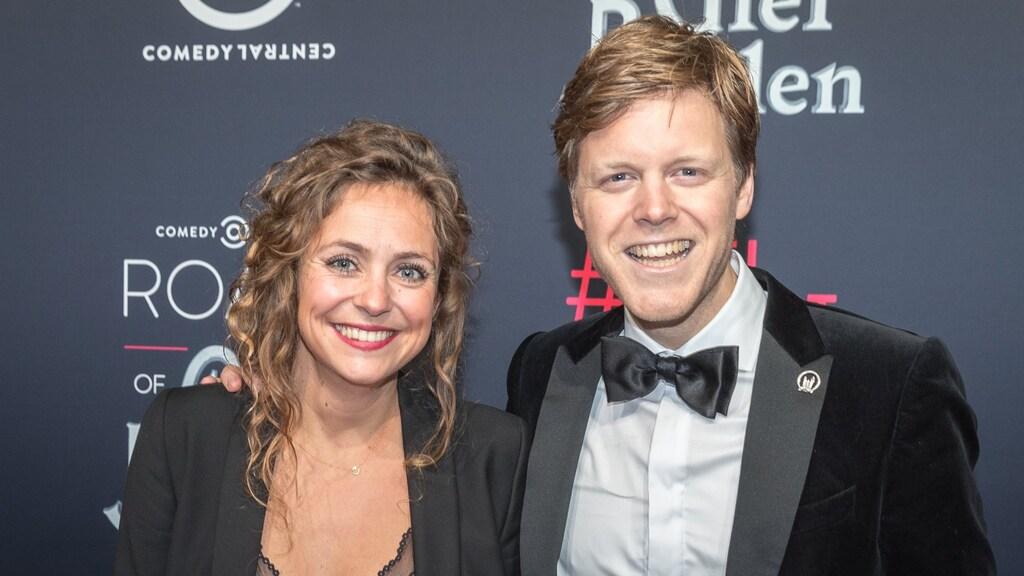 Susan Oostdam en Lex Uiting (2017)