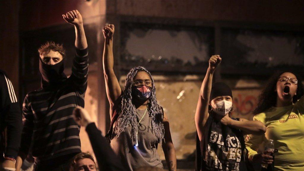 Zwarte gemeenschap VS is wanhoop nabij