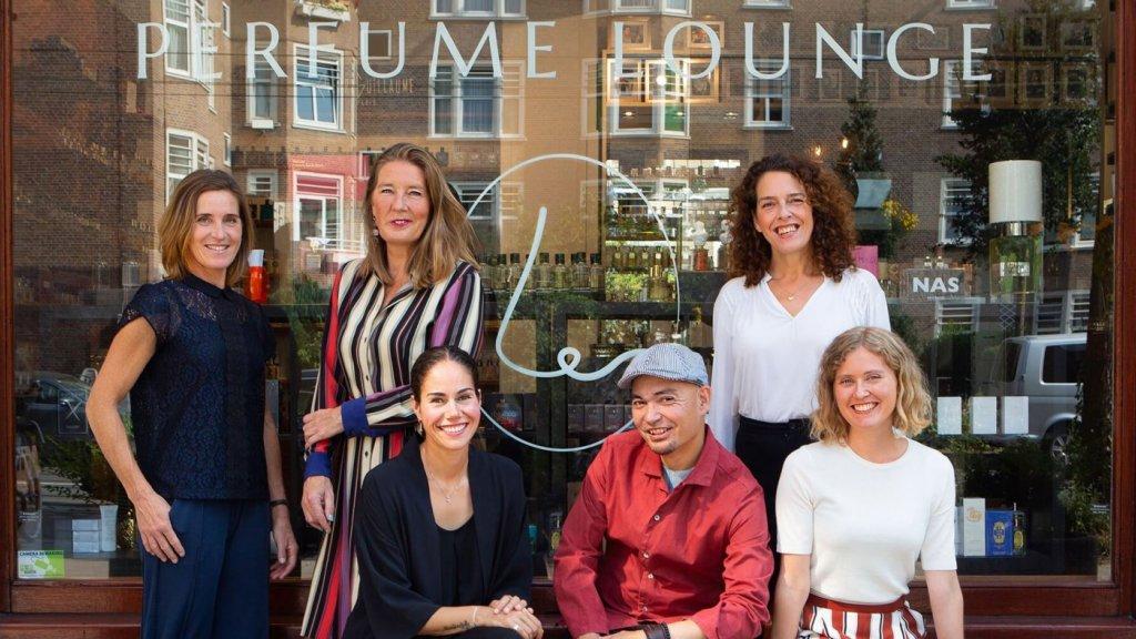 Het team van Perfume Lounge